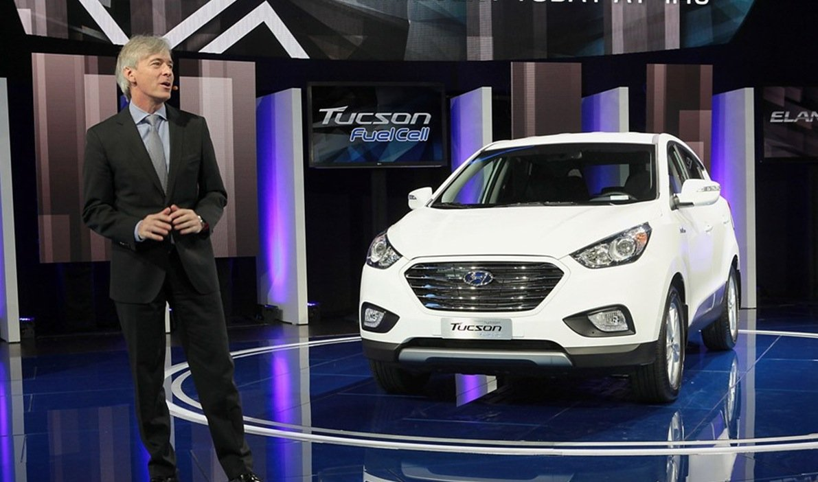 John Krafcik ist neuer Projektchef von Googles Roboterauto-Projekt. Der 53-Jährige war zuvor Präsident des US-Ablegers von Hyundai.