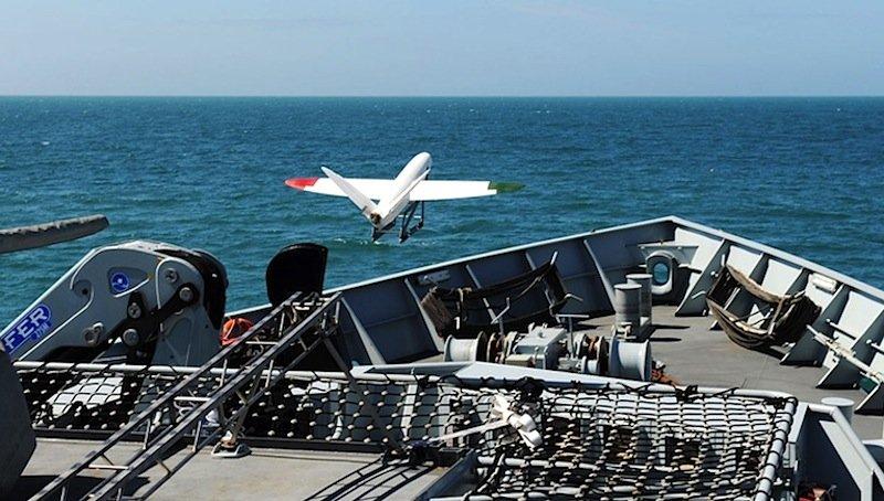 Abgehoben: Die Drohne aus dem 3D-Drucker absolviert einen erfolgreichen Testflug.