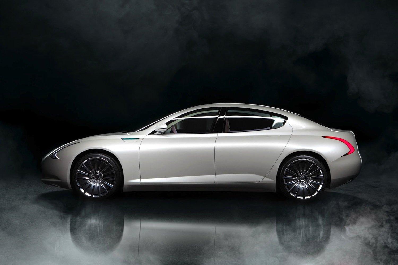 E-Limousine von Thunder Power: Das Elektroauto soll für rund 65.000 €auf den deutschen Markt kommen.