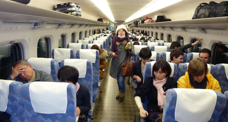 Der Shinkansen wurde bereits 1994 entwickelt.