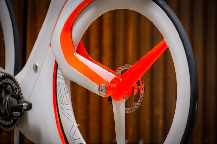 So stellt sich Design-Guru Egger ein cooles Rennrad vor