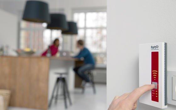 Nicht immer reicht das WLAN-Signal bis in alle Räume. Mit unseren Tipps verbessern Sie den Empfang.