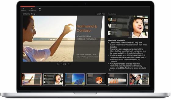 Schon seit Juli gibt es Office 2016 für Mac. Jetzt folgt die Version für Windows.