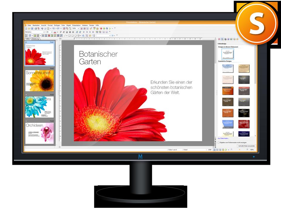 Office-Paket von SoftMaker