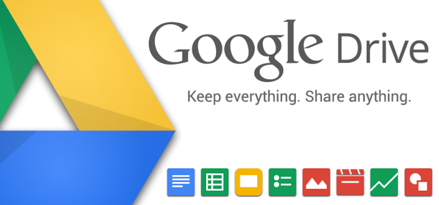 Office-Paket von Google Drive