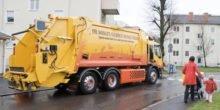 Drohne steuert Müllabfuhr in Schweden: Volvo entwickelt Müllroboter