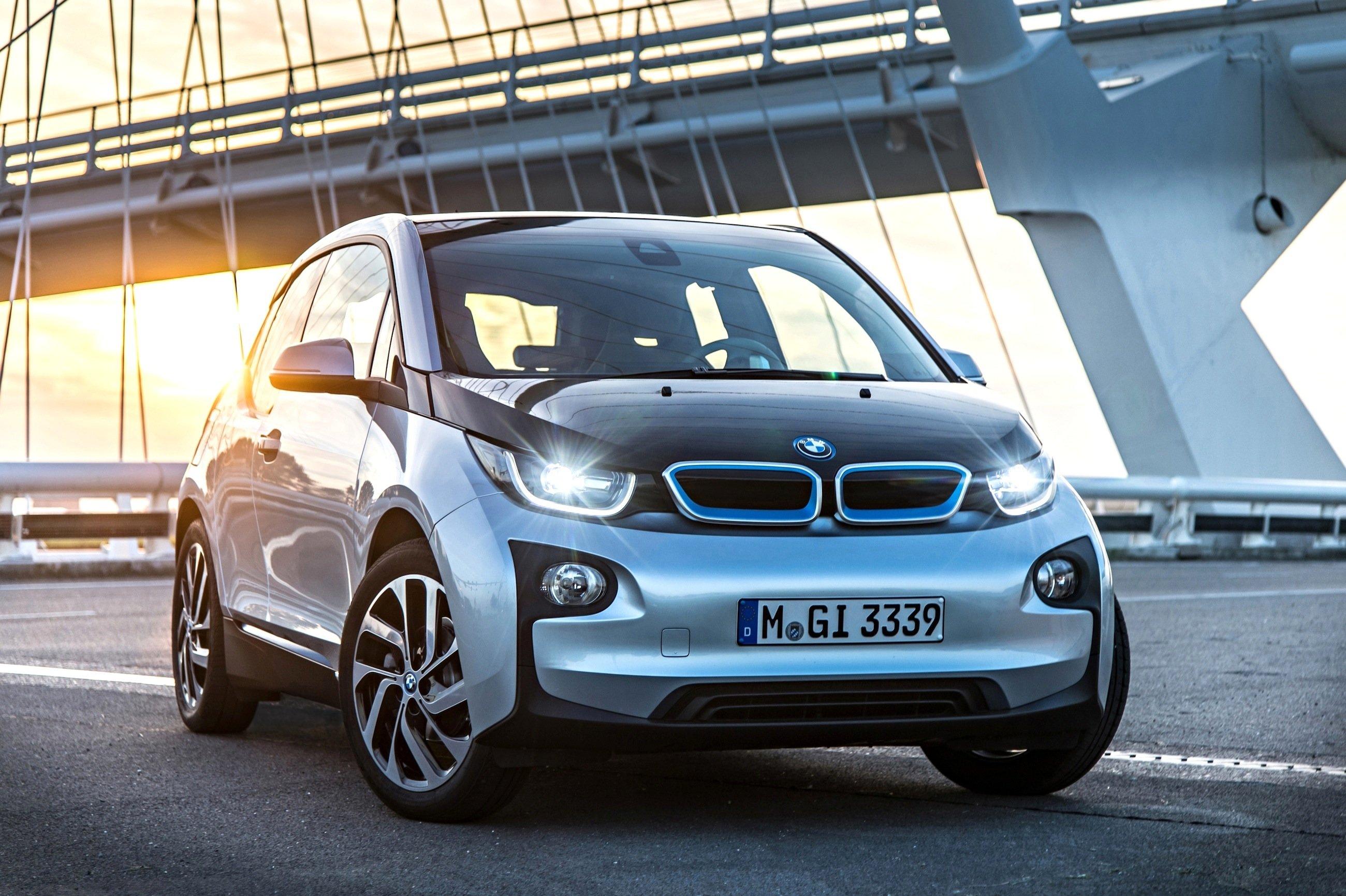 BMW i3: Apple und BMW hatten angeblich überlegt, das Elektroauto zum Apple Car weiterzuentwickeln.
