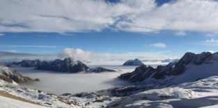 Schlafsystem von Polarmond hält Alpinisten auch bei -30 °C wohlig warm