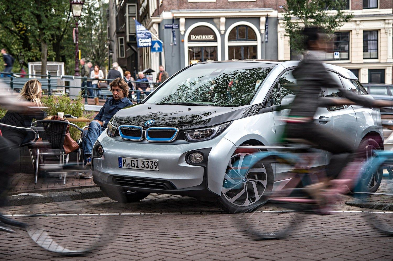 Der BMW i3 ist aktuell eines der meistverkauften Elektroauto in Deutschland.
