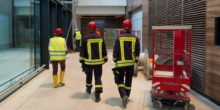 600 Brandschutzwände am BER müssen nachgebessert werden