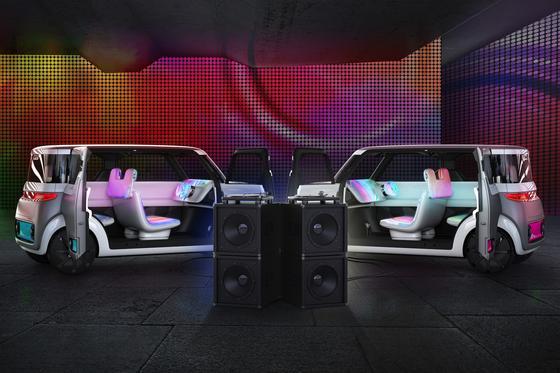 Nissan Teatro for Dayz: ein Elektroauto für Digital Natives.