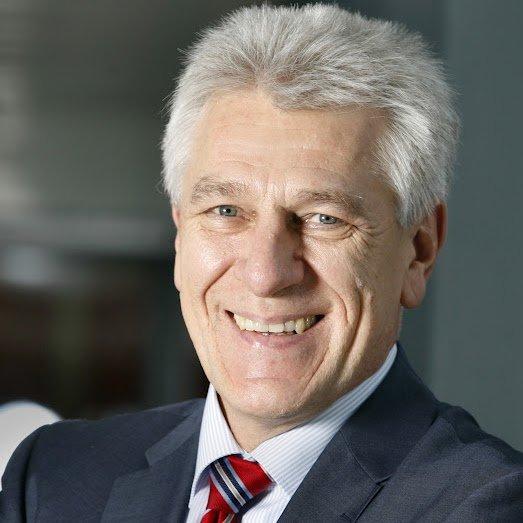 Bosch-Vorstand Gerhard Steiger.