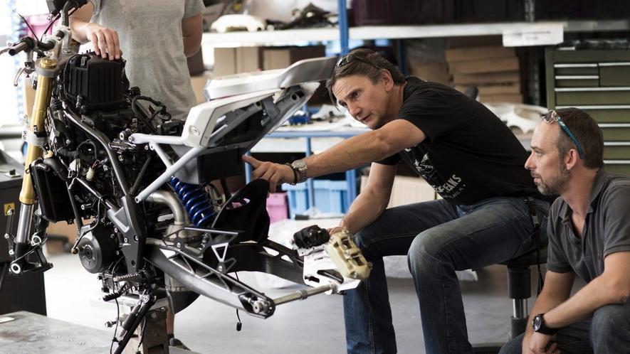 Mit dieser BMW macht Weltmeister Pfeiffer einen Handstand