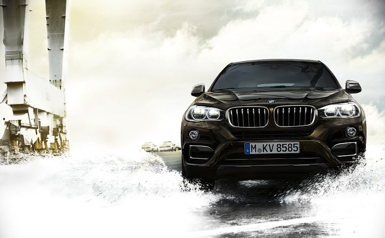 Auch der BMW X6 ist bei Langfingern beliebt. Das Modell Xdrive 40d landet auf Platz 2 der meistgeklauten Autos Deutschlands.