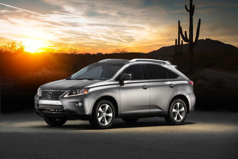 Platz 3 der meistgestohlenen Autos: Der Toyota Lexus RX350. Versicherer zahlten durchschnittlich 45.974 € Schadenaufwand.