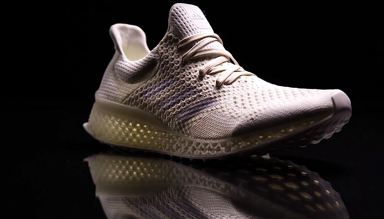 Futurecraft 3D von Adidas: Wann der Laufschuh auf den Markt kommt, ist ungewiss.
