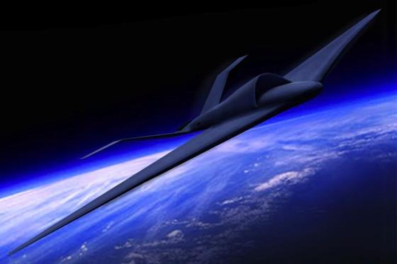 TR-X von Lockheed Martin: Das Spionageflugzeug könnte bis zu 20 Stunden lang in 21 km Höhe fliegen –an Bord Höhenkameras und Technik zum Abhören von Satellitenkommunikation.