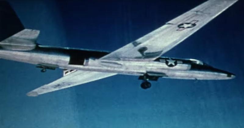 Einer der ersten Flüge der U-2 in der 1960er Jahren: Im Kalten Krieg kundschaftete das Spionageflugzeug Militärstützpunkte in der damaligen Sowjetunion und auf Kuba aus. (Bildquelle: Lockheed Martin).