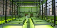 Wie eine Münchner Anlage die Algenzucht revolutionieren soll