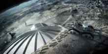 Europa und Russland planen Mission zum Südpol des Mondes