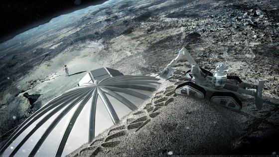Die Raumfahrtagenturen ESA und Roskosmos planen eine gemeinsame Mondmission. Zunächst soll 2020 eine unbemannte Sonde auf dem Südpol des Mondes landen – laut Moskau der erste Schritt für den Aufbau einer ständigen Basis.