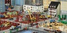 Das sind die beliebtesten Farben der Legosteine