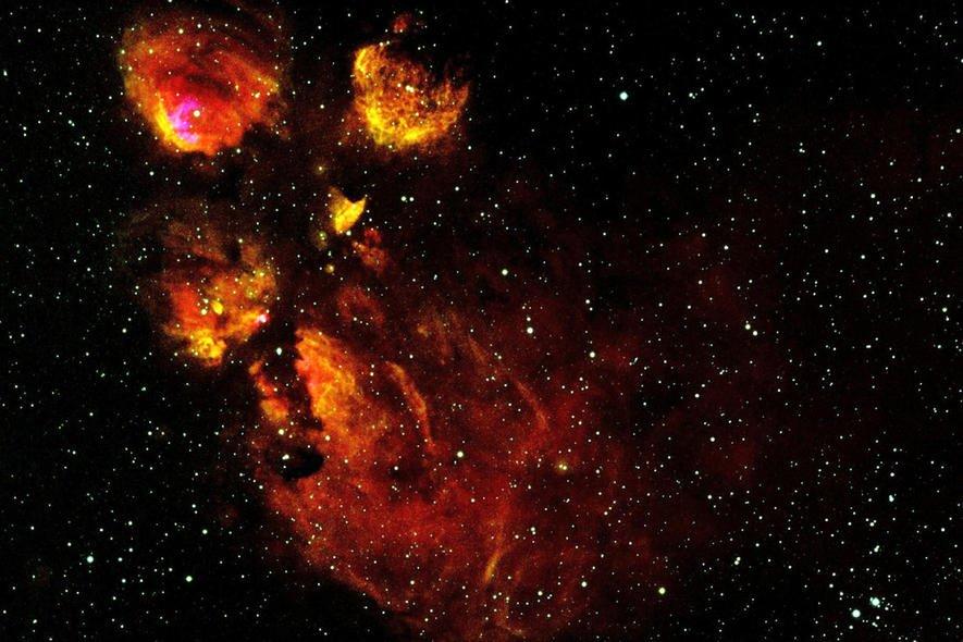 Rekordaufnahme der Milchstraße