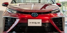Toyota Mirai in Serie: Mit Brennstoffzelle quer durch Deutschland