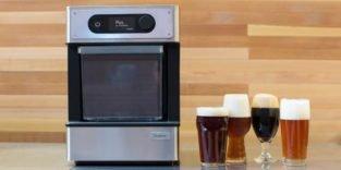 Diese Küchenmaschine für den Mann kann Bier brauen