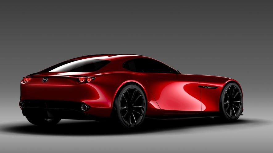 Was für ein schöner Sportwagen mit Wankelmotor