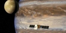 ESA macht sich auf den Weg zum Jupitermond Ganymed