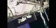 Gift ausgeströmt: Astronauten entdecken Ammoniak-Leck