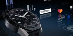 TAG Heuer will mit Luxus-Smartwatch gegen Apple antreten