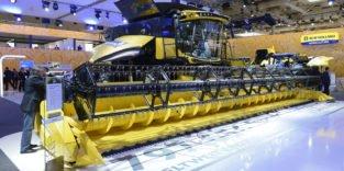 Die mächtigsten Landmaschinen der Welt