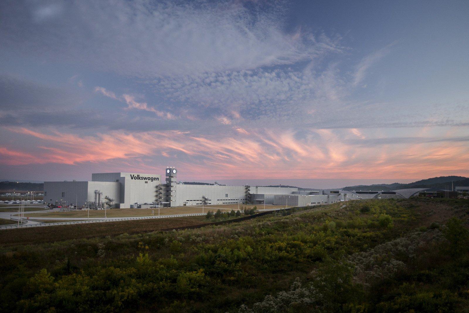 VW soll die Produktion von Diesel-Fahrzeugen des Modells Passat in seinem Werk in Chattanooga eingestellt haben, berichtet ein US-Magazin.
