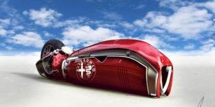 So rasend schnell und schön können E-Bikes sein