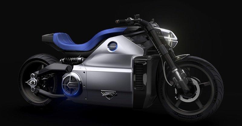 Das E-Bike Wattmann von Voxan hat eine Motorleistung von 147 kW – umgerechnet rund 200 PS. Damit ist es derzeit das stärkste E-Bike der Welt.