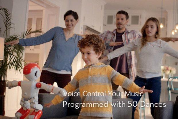 Alpha 2 lässt die ganze Familie tanzen.