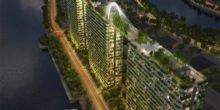 Das sind die grünsten Hochhäuser der Welt