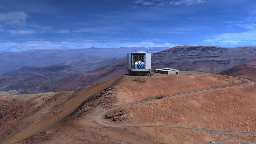 Grundstein für Superteleskop GMT in chilenischen Anden gelegt