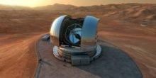 Das sind die größten Teleskope der Erde für den tiefen Blick ins All