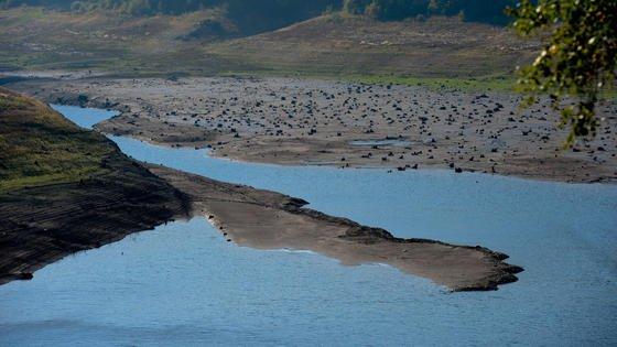 Nicht nur an der Oberfläche wird Wasser knapp. So ist Grundwasser, das jünger als 50 Jahre ist,auch anfällig gegenüber den Auswirkungen des Klimawandels oder menschlichen Eingriffen in das Ökosystem.