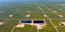 Elektroschocks sollen Schmutzwasser aus dem Fracking reinigen