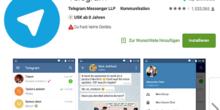 IS-Terroristen nutzen Berliner App Telegram