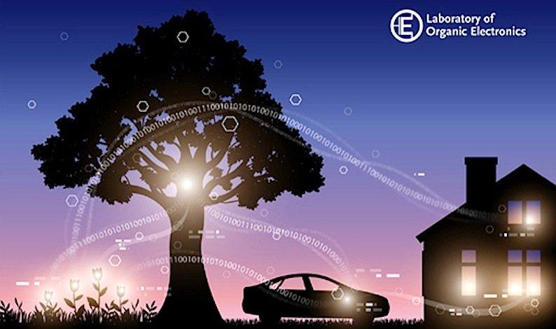 Mit Hilfe organischer Elektronik könnte zum Beispiel gelingen, die bei der Photosynthese entstehehende Energie für Brennstoffzellen zu nutzen.
