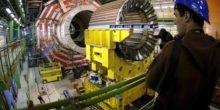 Teilchenbeschleuniger des Cern knackt Energierekord