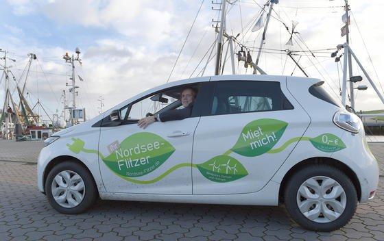 An der Nordsee können sich Urlauber seit November Elektroautos mieten. Was den privaten Kauf von Stromern anbelagt, sieht es hierzulande eher mau aus. Von einem Leitmarkt für Elektromobilität kann nach einer aktuellen Studie des CAM (Center of Automotive Management) in Bergisch-Gladbachnoch nicht die Rede sein.