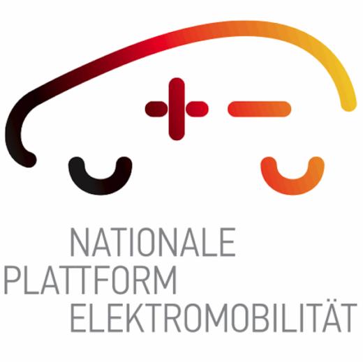 Logo Nationale Plattform Elektromobilität.