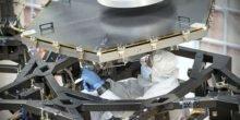 Ingenieure montieren ersten Spiegel des Nachfolgers von Hubble