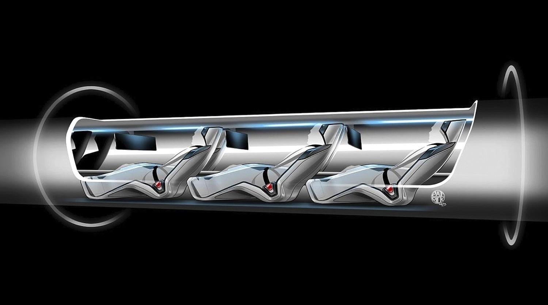 Wie wird die Passagierkapsel des Hyperloop aussehen? SpaceX bittet Ingenieure um Vorschläge.